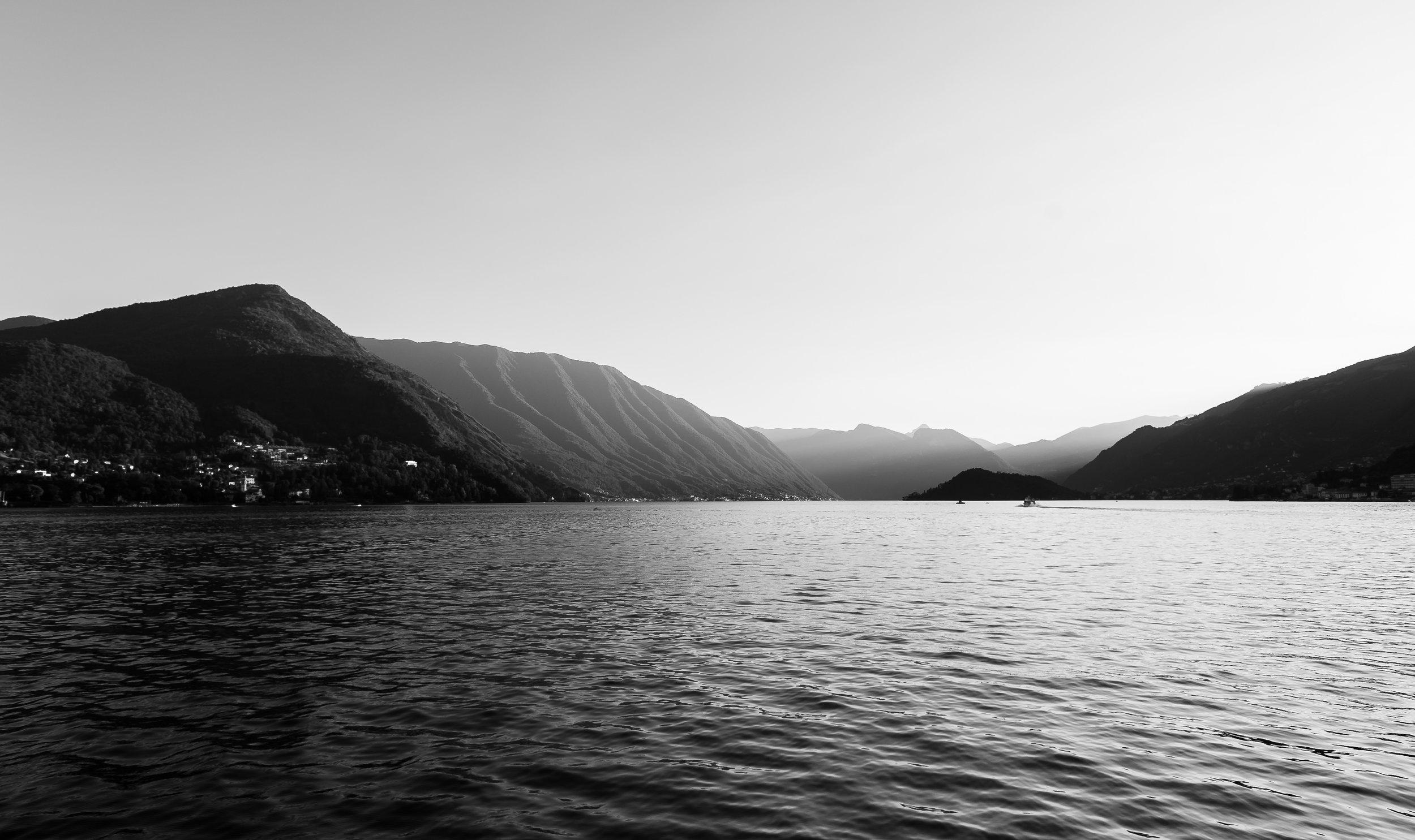 Lake Como // 2015