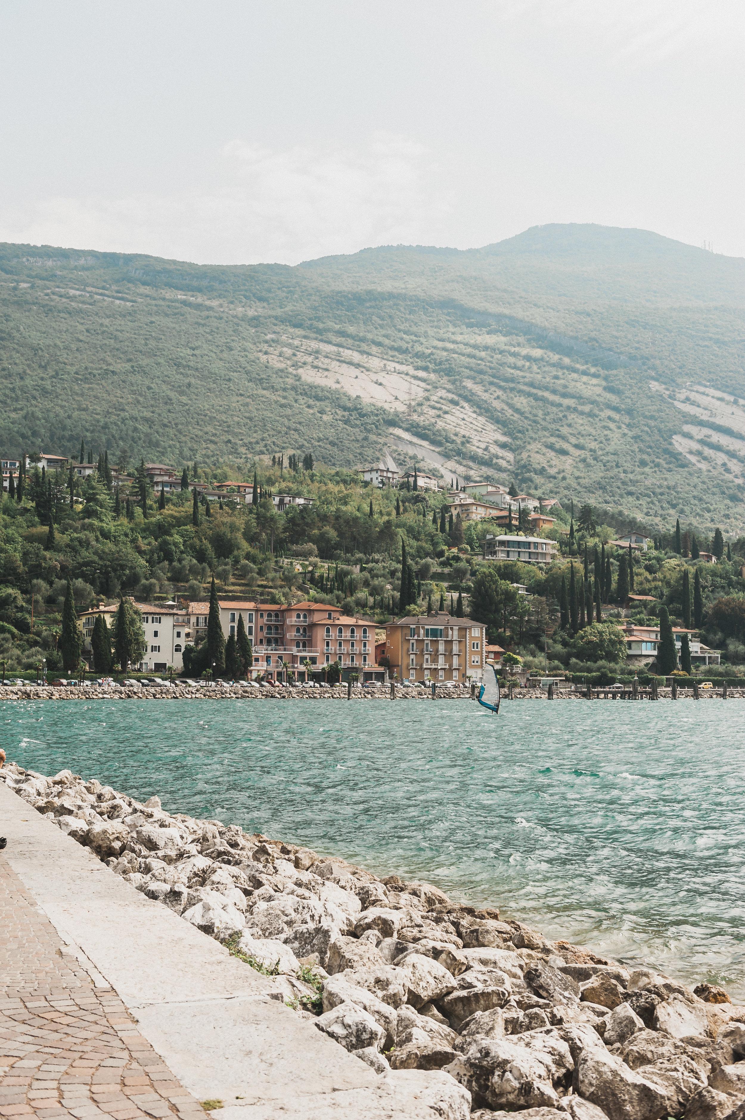 Riva Del Garda, Italy // 2017