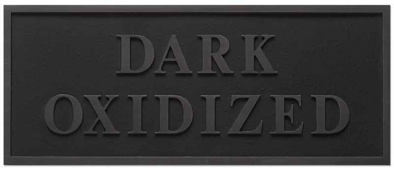 Dark Oxidized