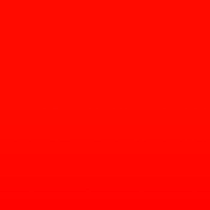 Satin Neon Fluorescent Red