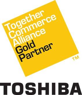 Together Commerce Alliance Toshiba Logo REPOSS