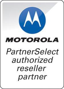 Motorola PartnerSelect authorized reseller partner REPOSS