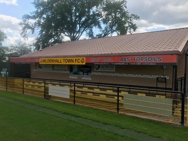 ANOTHER REPOSS CLUB TILL SYSTEM INSTALLED! Well done to @vicrepossfor installing our latest till system at @MildenhallTown A warm welcome to Damon and the rest of the club to @RepossSupport  CALL TOBY ON 01732764565 TO FIND OUT MORE.  @IsthmianLeague @RepossSTPodcast