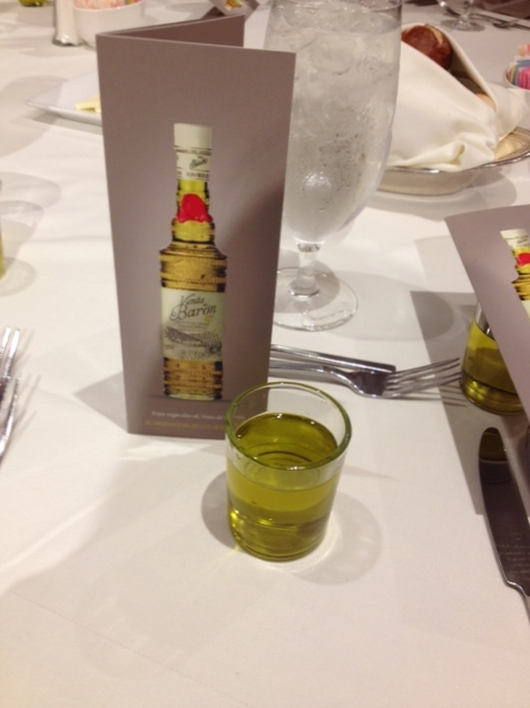 2. Flavorful layers of Venta del Baron extra virgin olive oil from Spain.jpeg