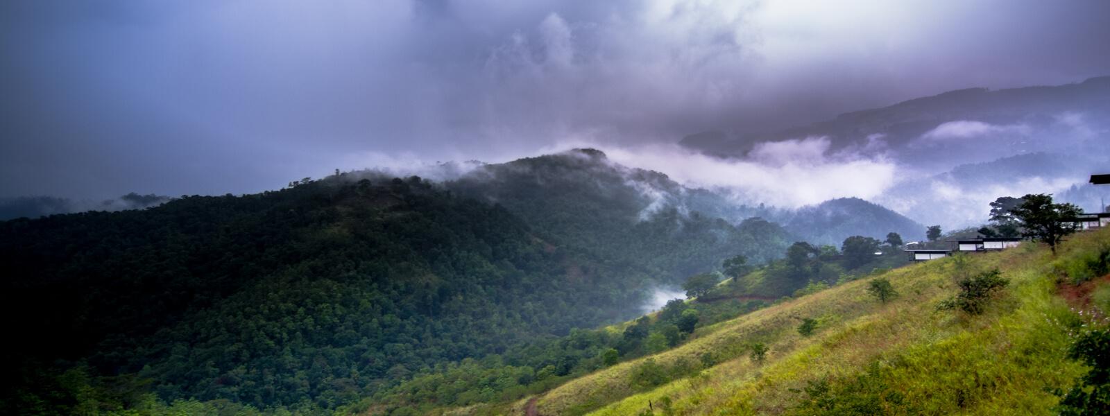 Amazing Views From Santani