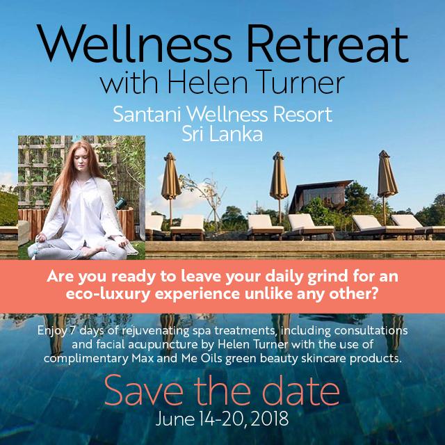 Helen Turner Santani Retreat 2018