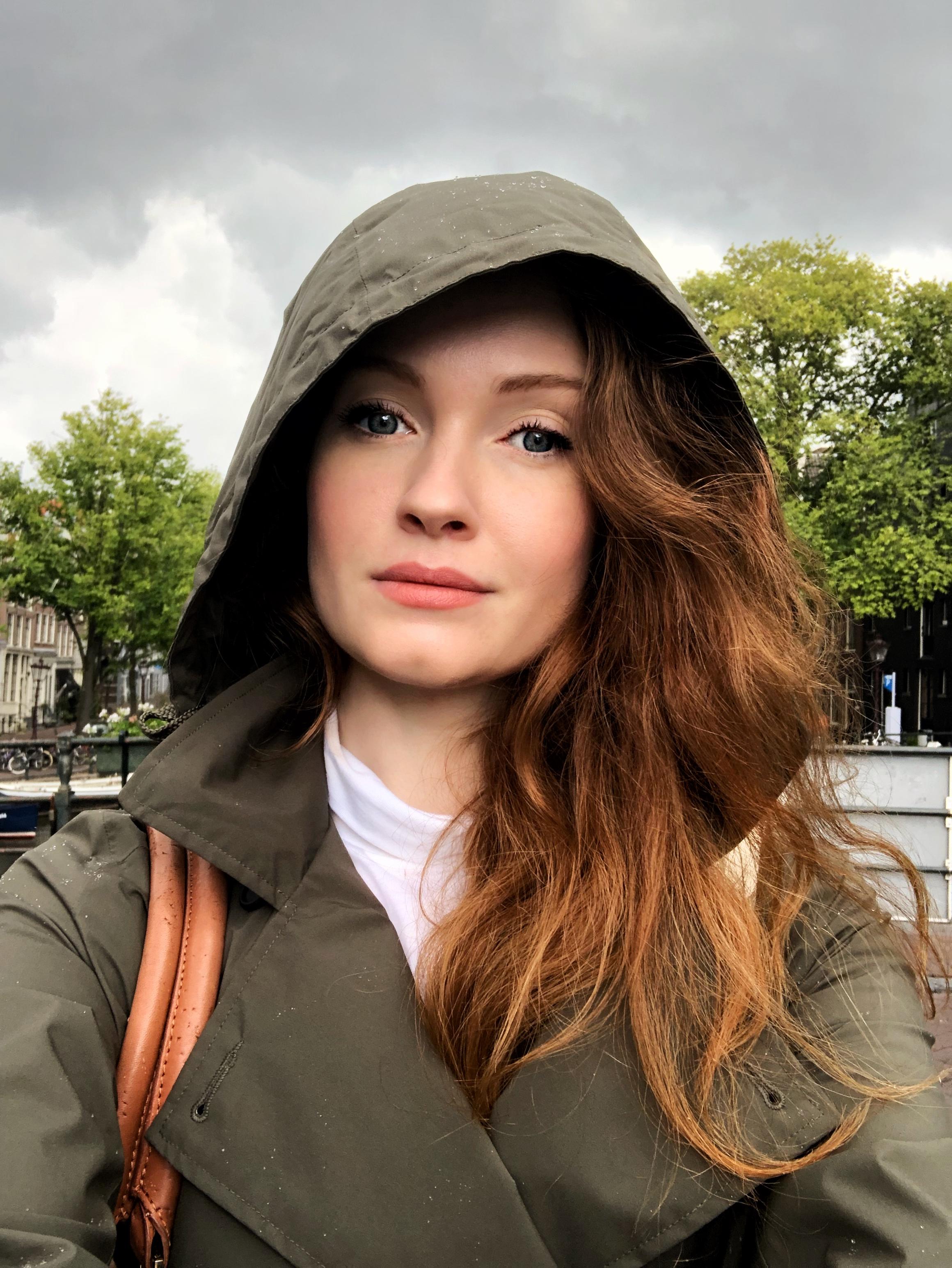 Scandinavian Edition Raincoat- Helen Turner