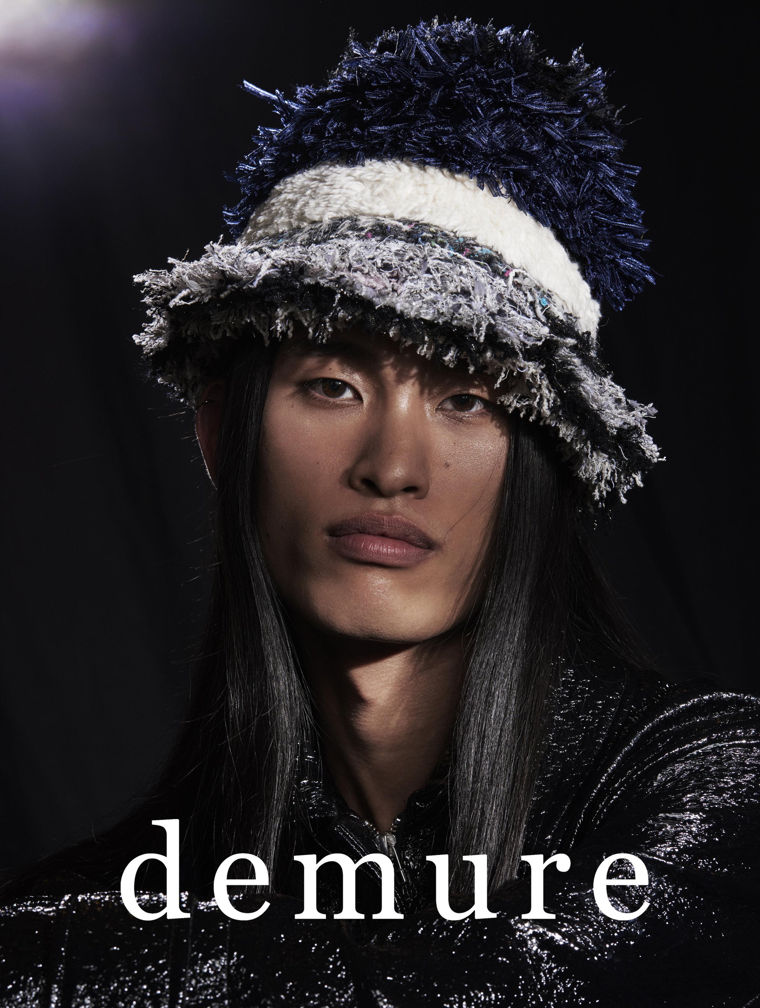 Demure Amsterdam Hats - Helen Turner