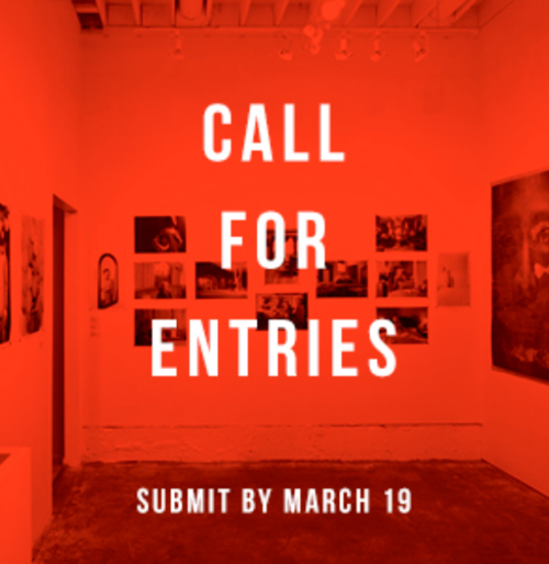 Call for Submissions — Month of Photography