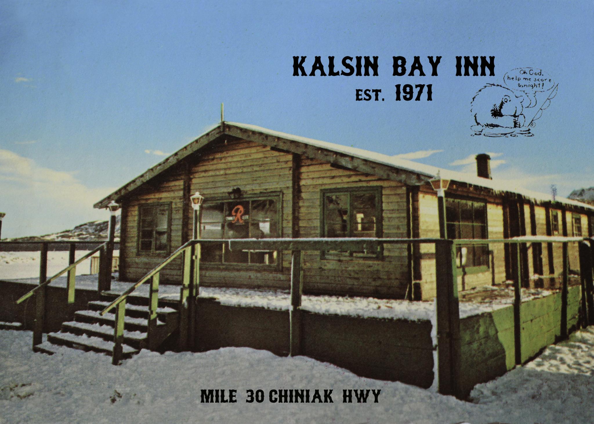 Kalsin Bay Inn Custom