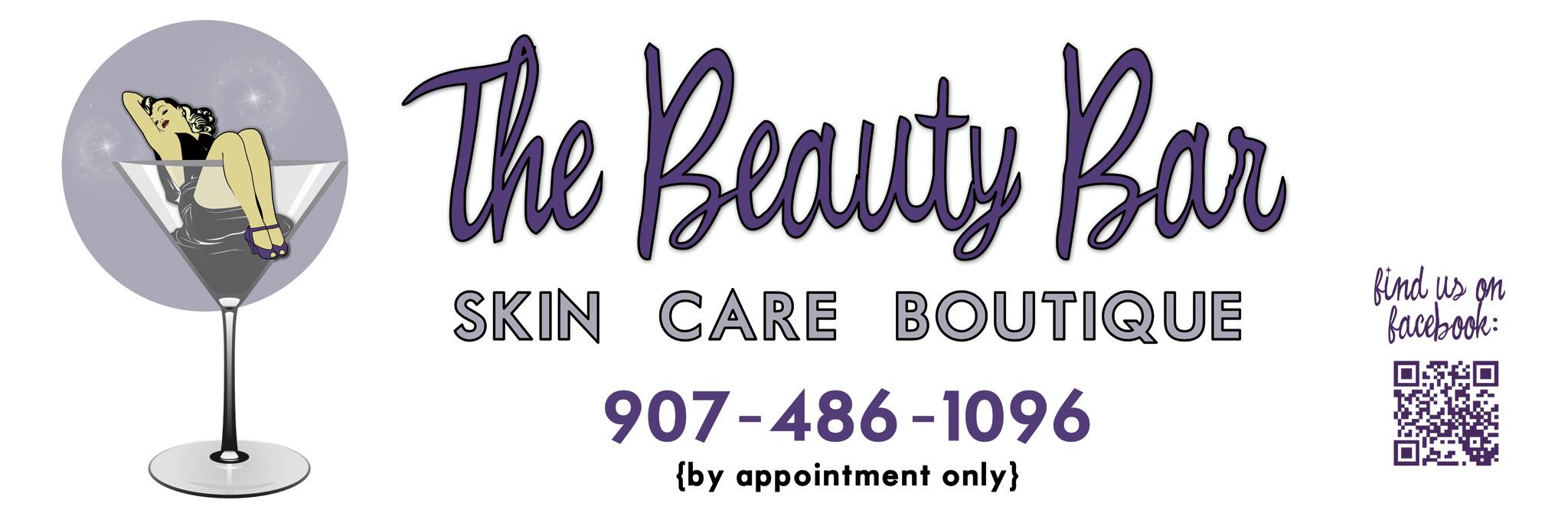 Beauty Bar Banner