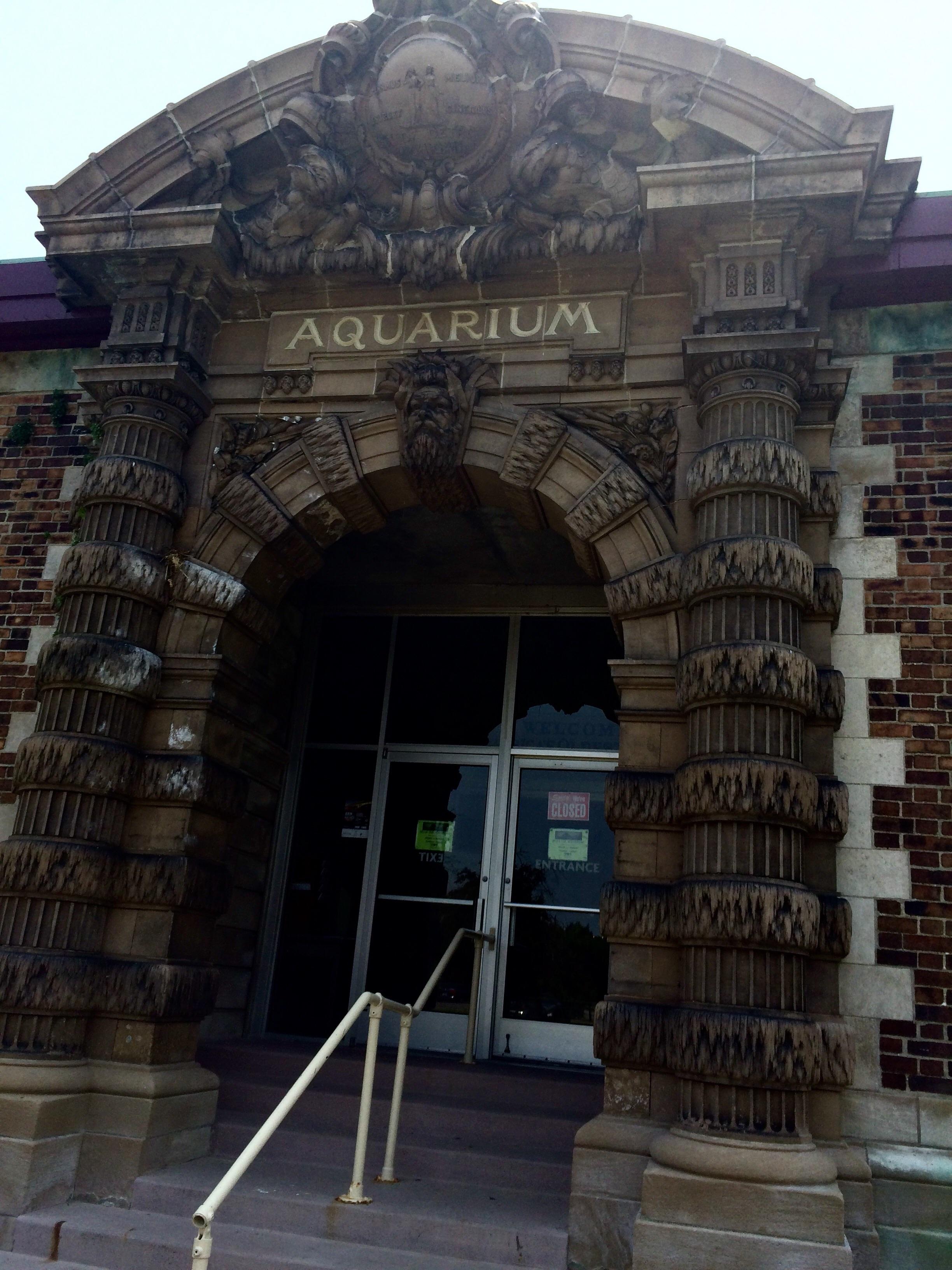 Bell island aquarium