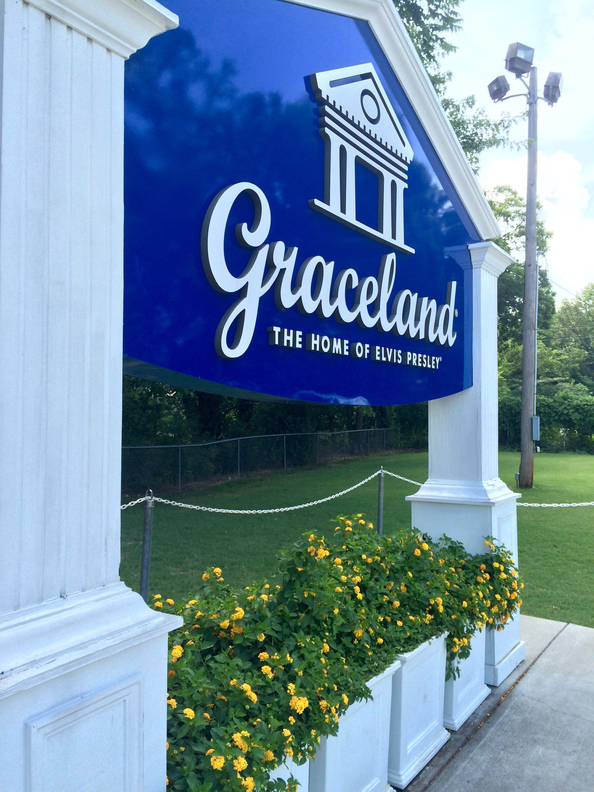 Graceland in Memphis