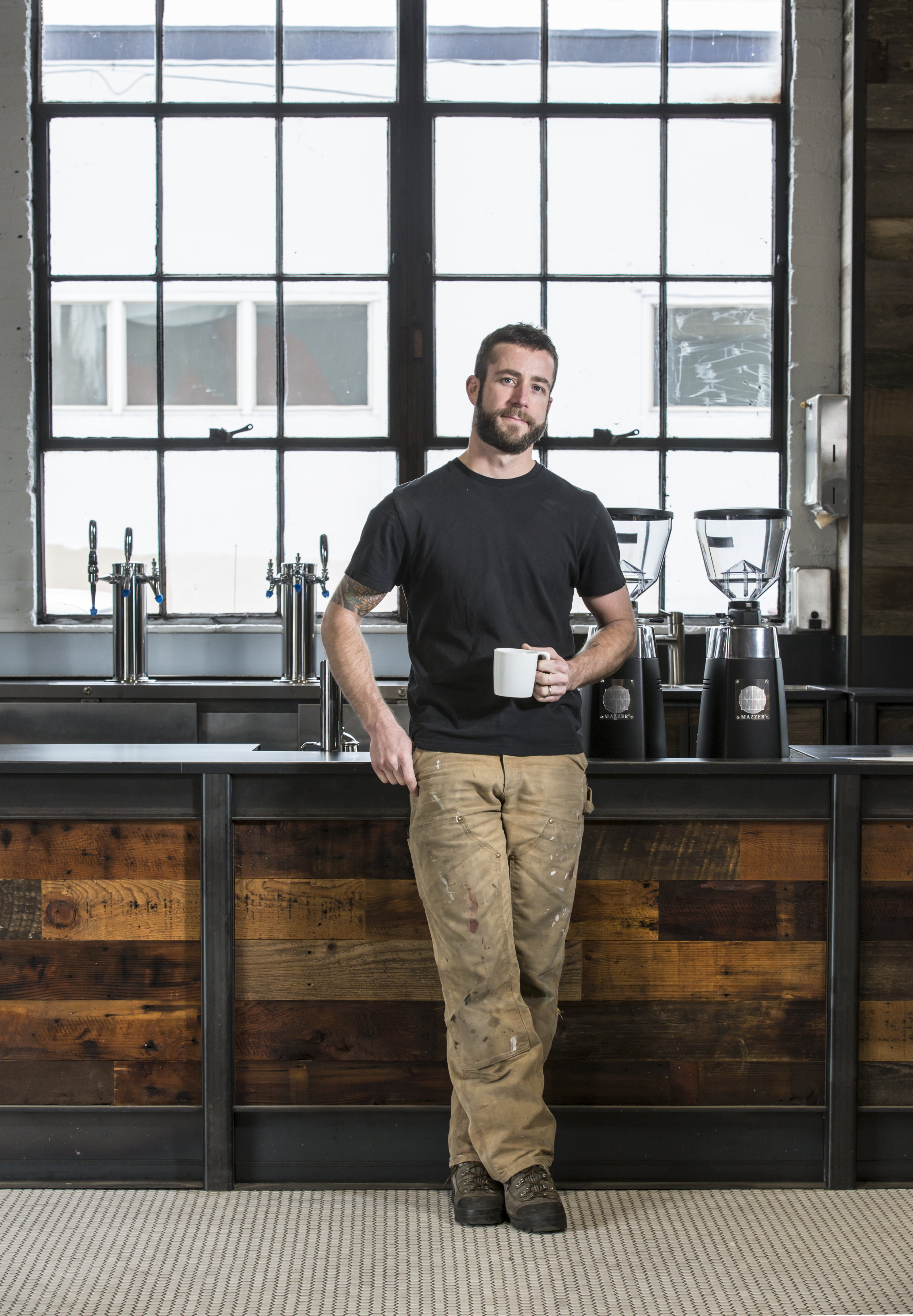 Matt Higgins | Coava Coffee founder and CEO