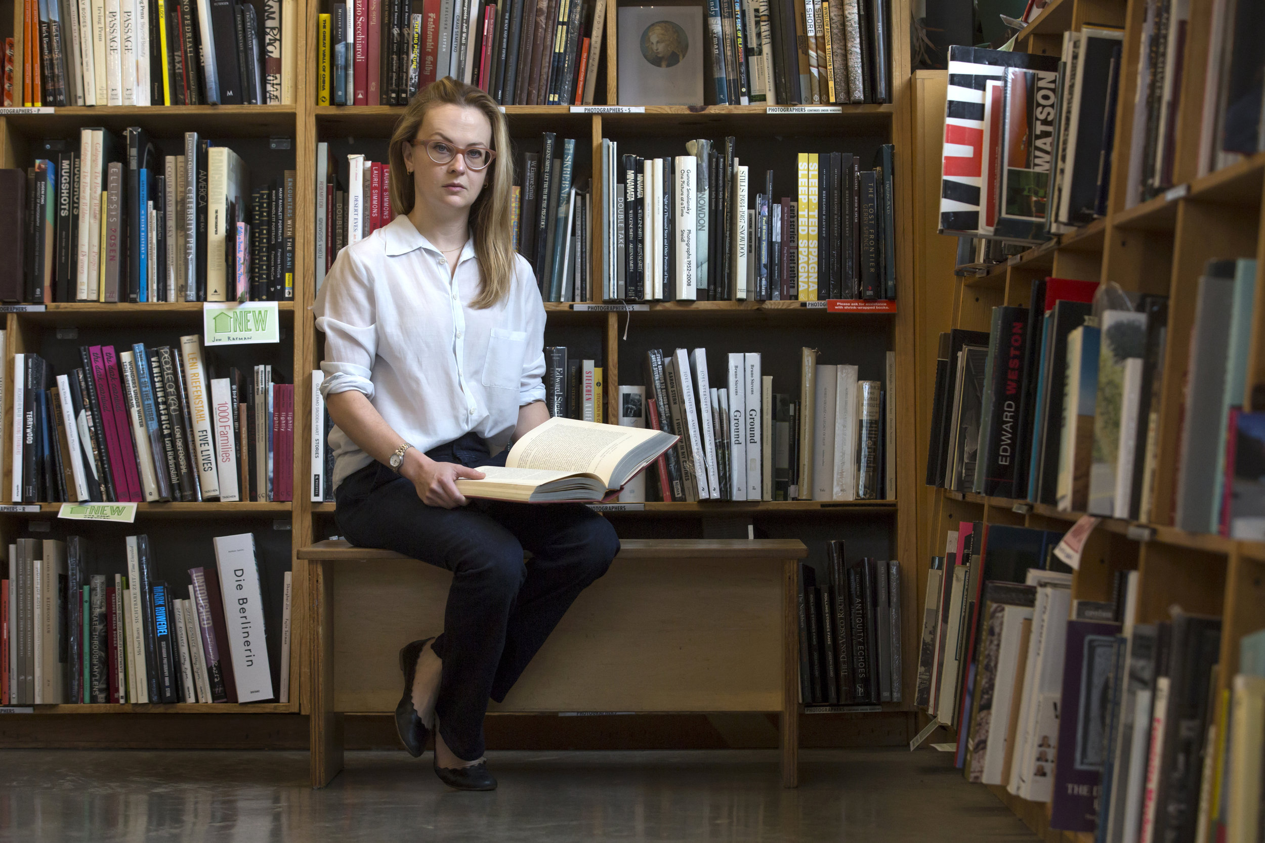 Emily Powell | Owner of Powell's Books