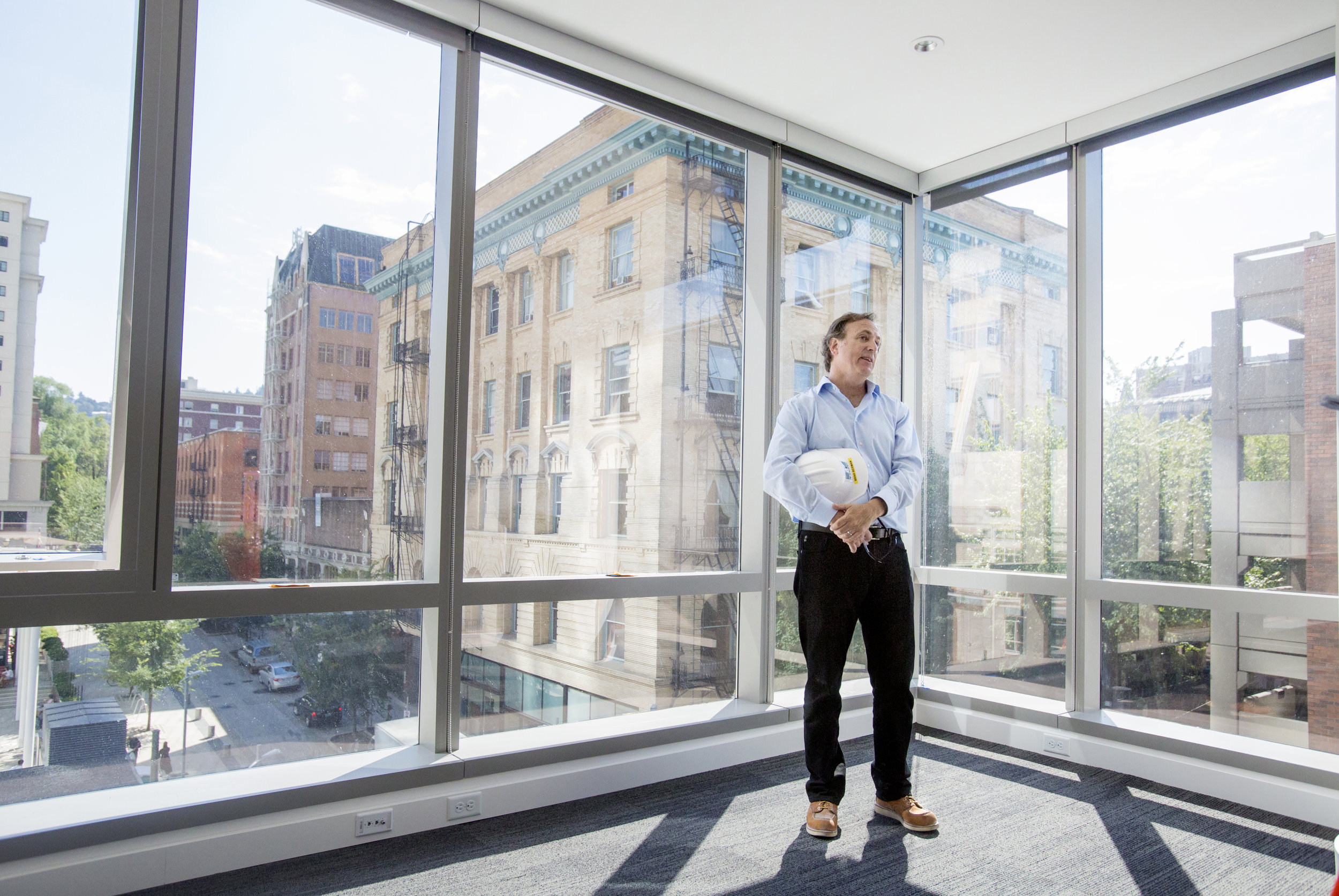 Brad Berman | Senior Project Manager, The Park Avenue West Tower