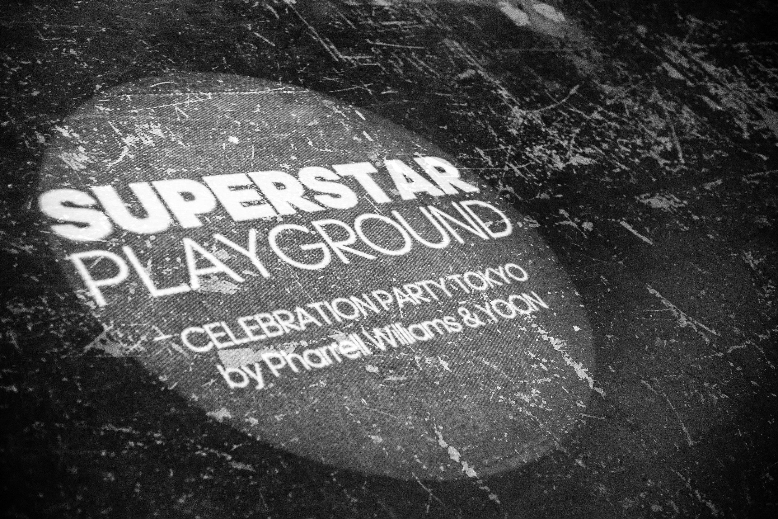 Welcome to Superstar Playground