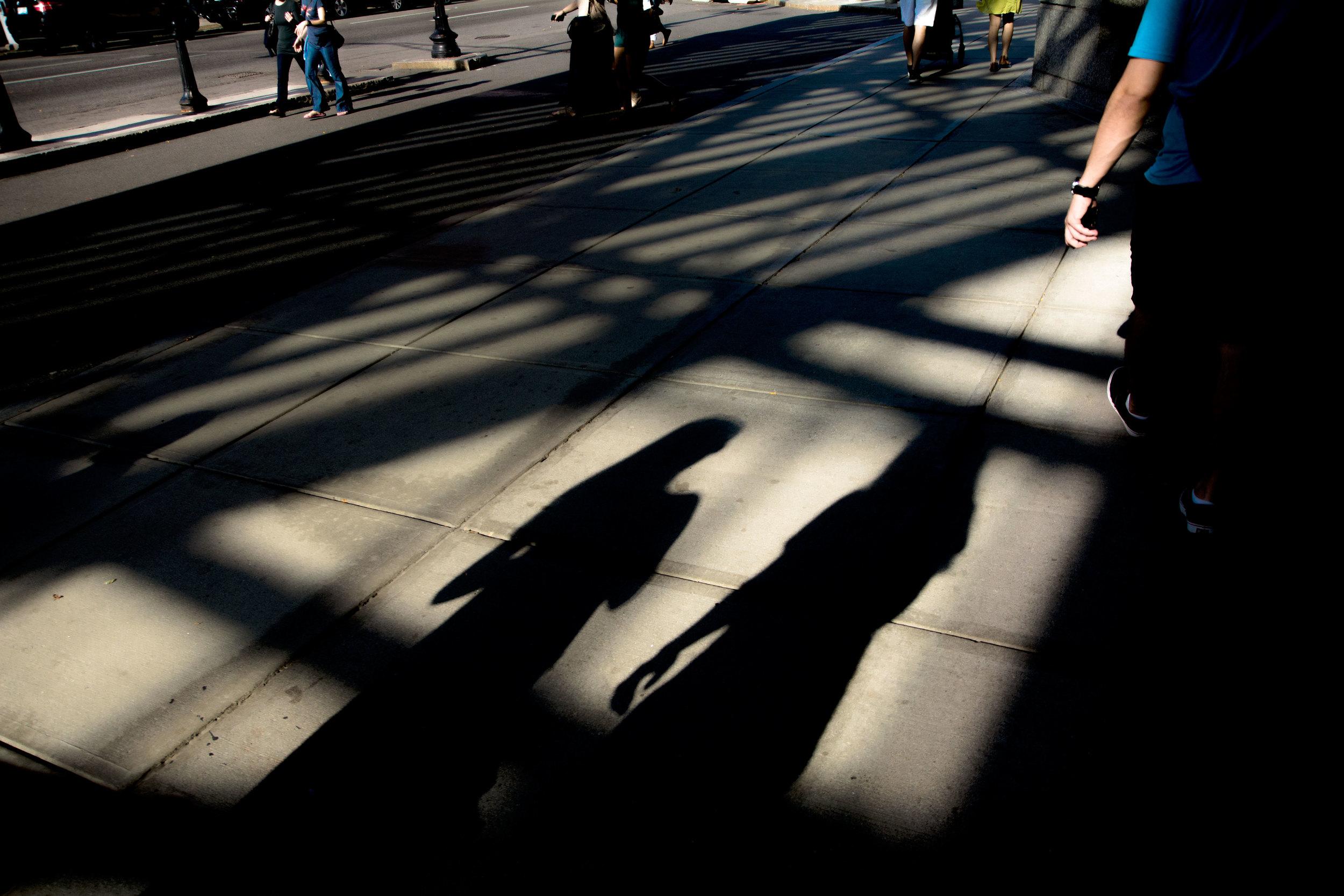 Prudential Sidewalk