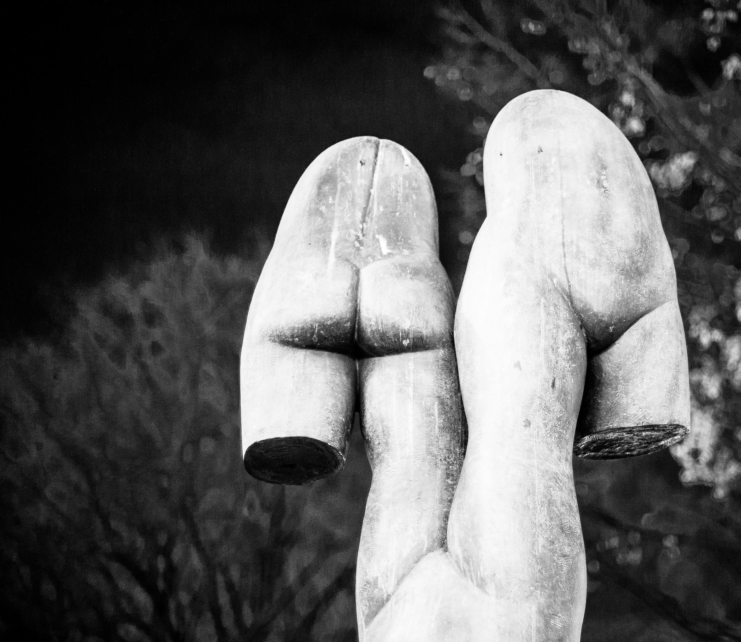 Monument of vaginas