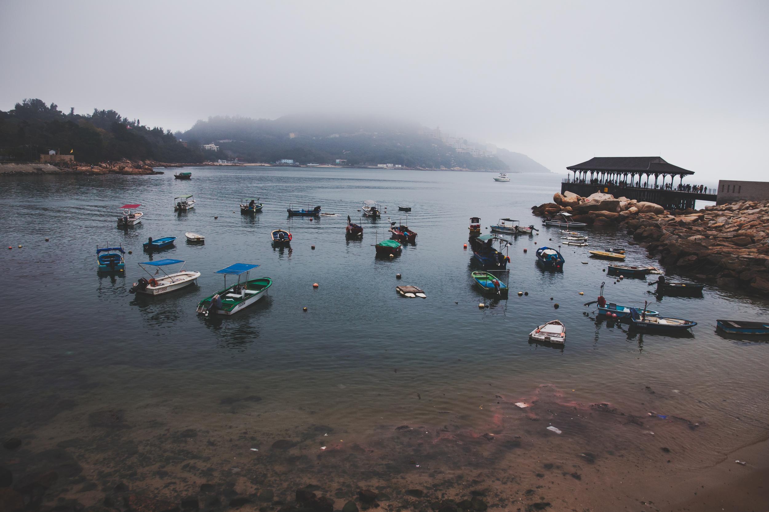 Fisherfolk's village