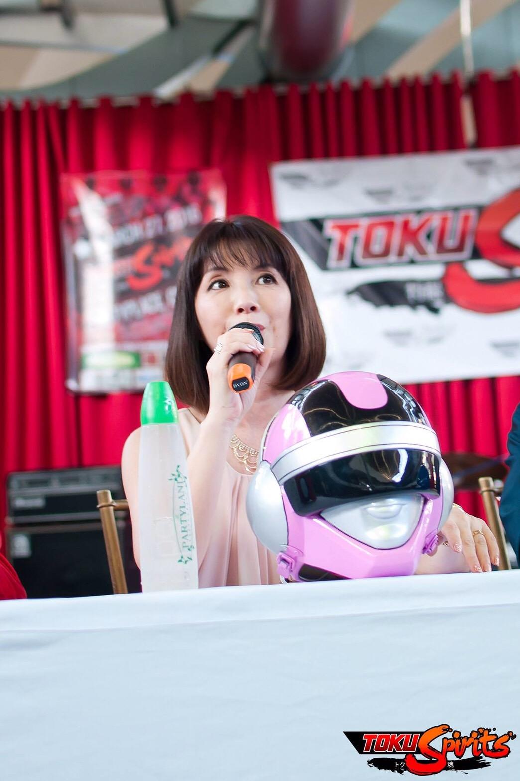 Michiko Makino, Pink Five
