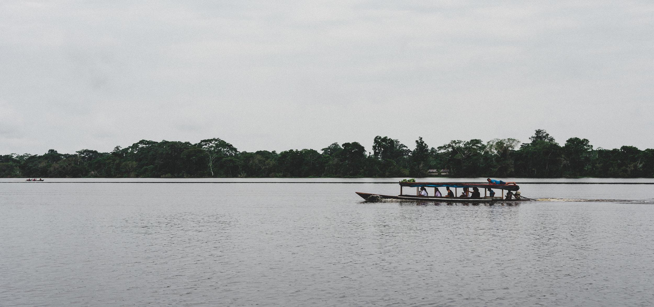Lago Yarinacocha