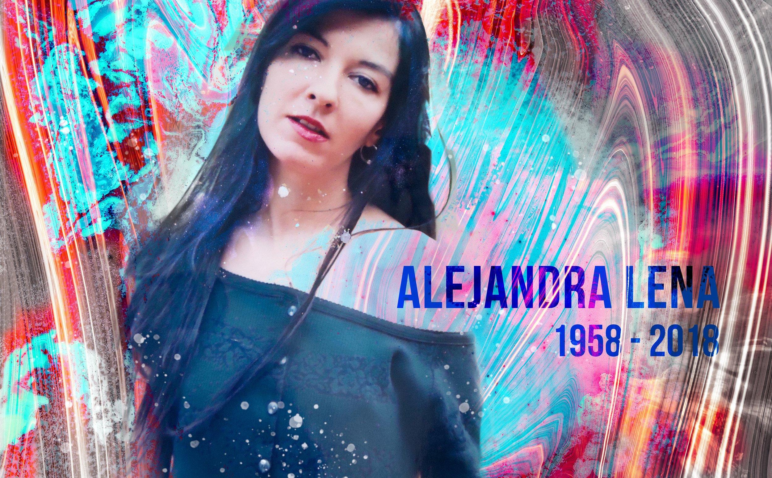 Alejandra Lena RIP
