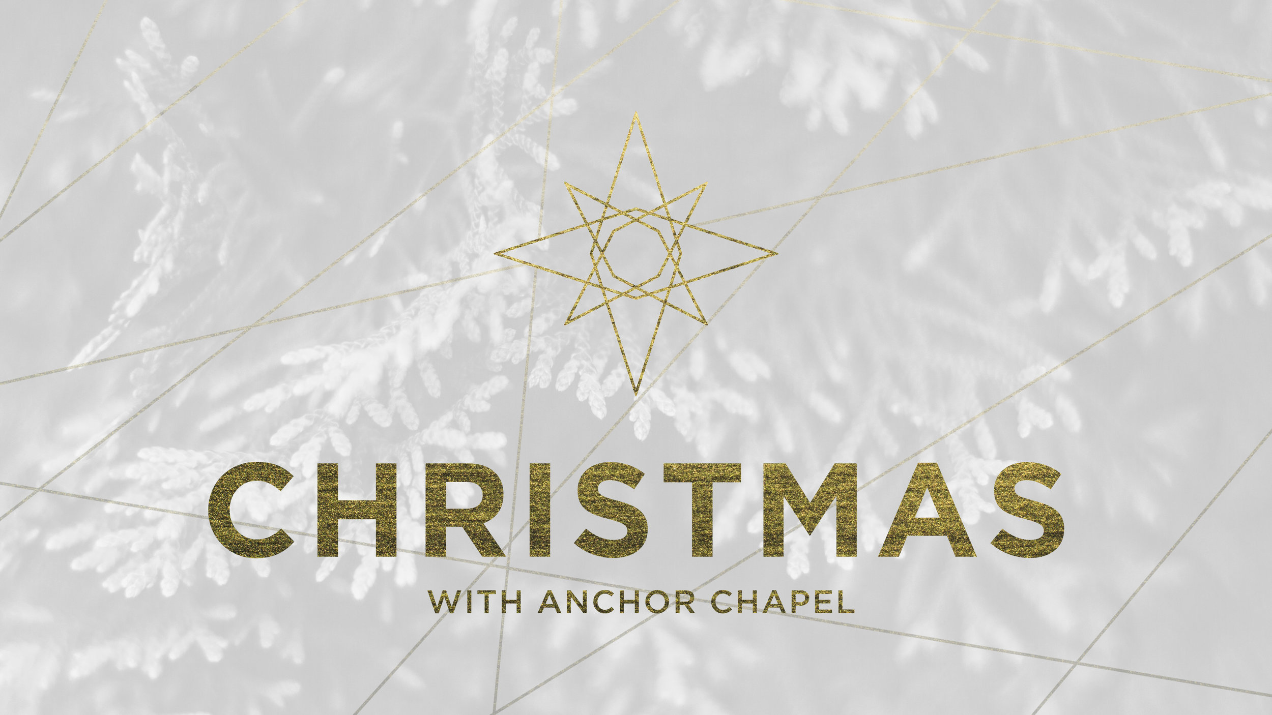 Join us for our Anchor Christmas celebration at The Varsity Theatre at 10AM!!! It'll be fun for the whole family!