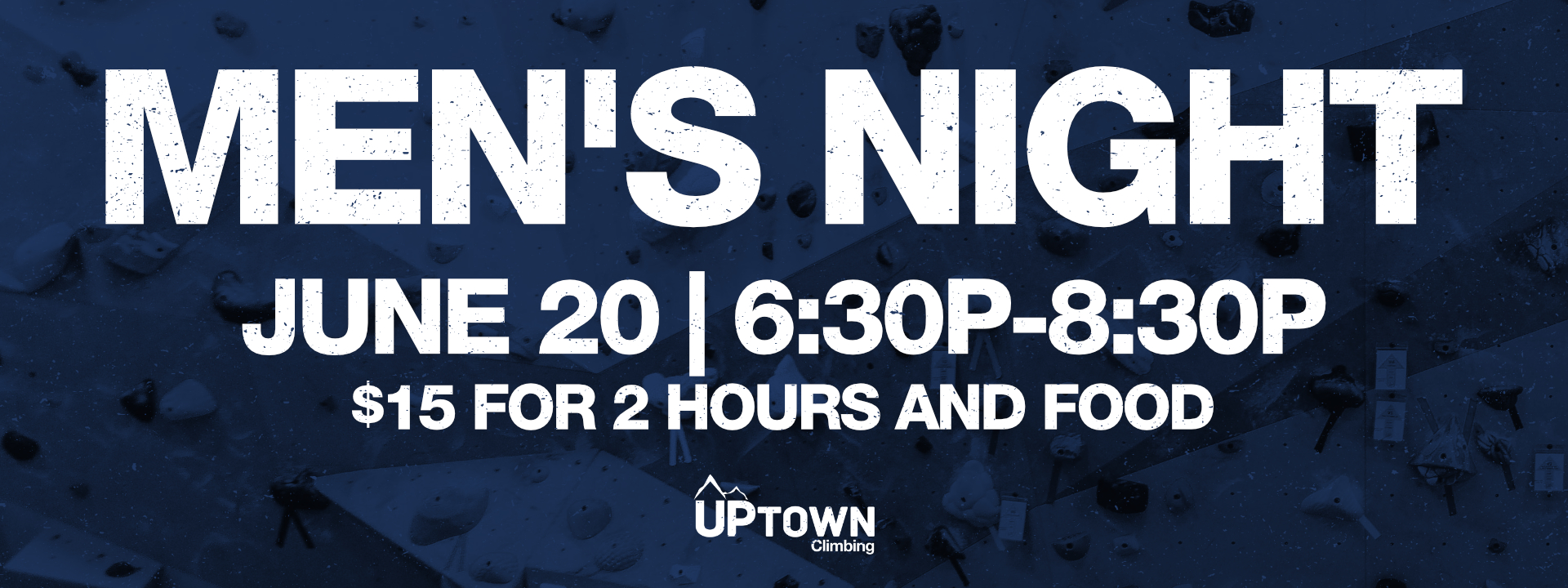 UpTown Mens event