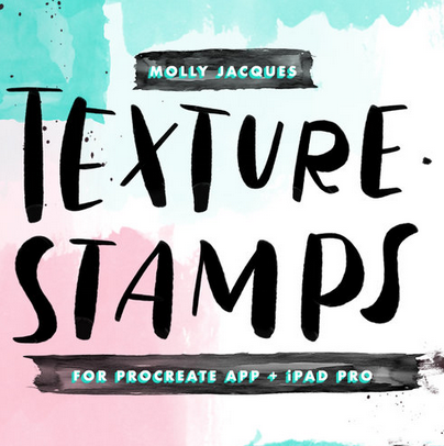 Texture Stamps    by Molly Jacques