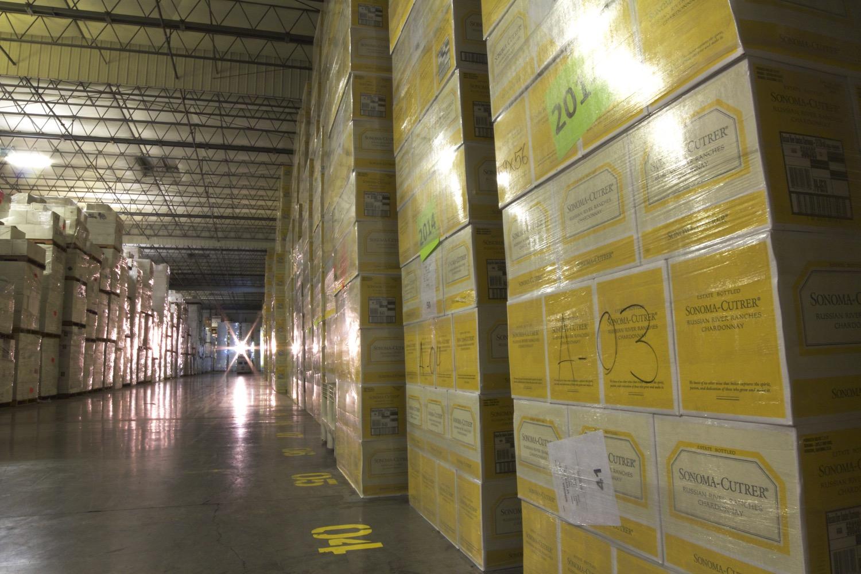 Wine Warehouse — AVC