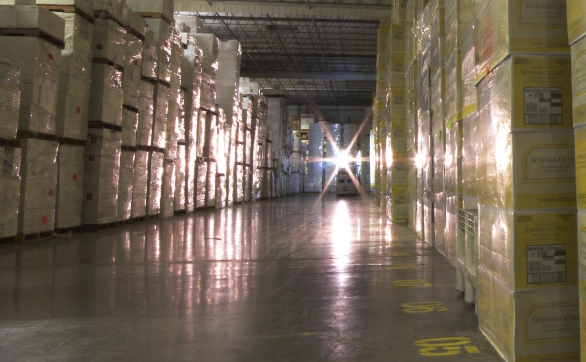 Over Nine Acres of Secure Storage