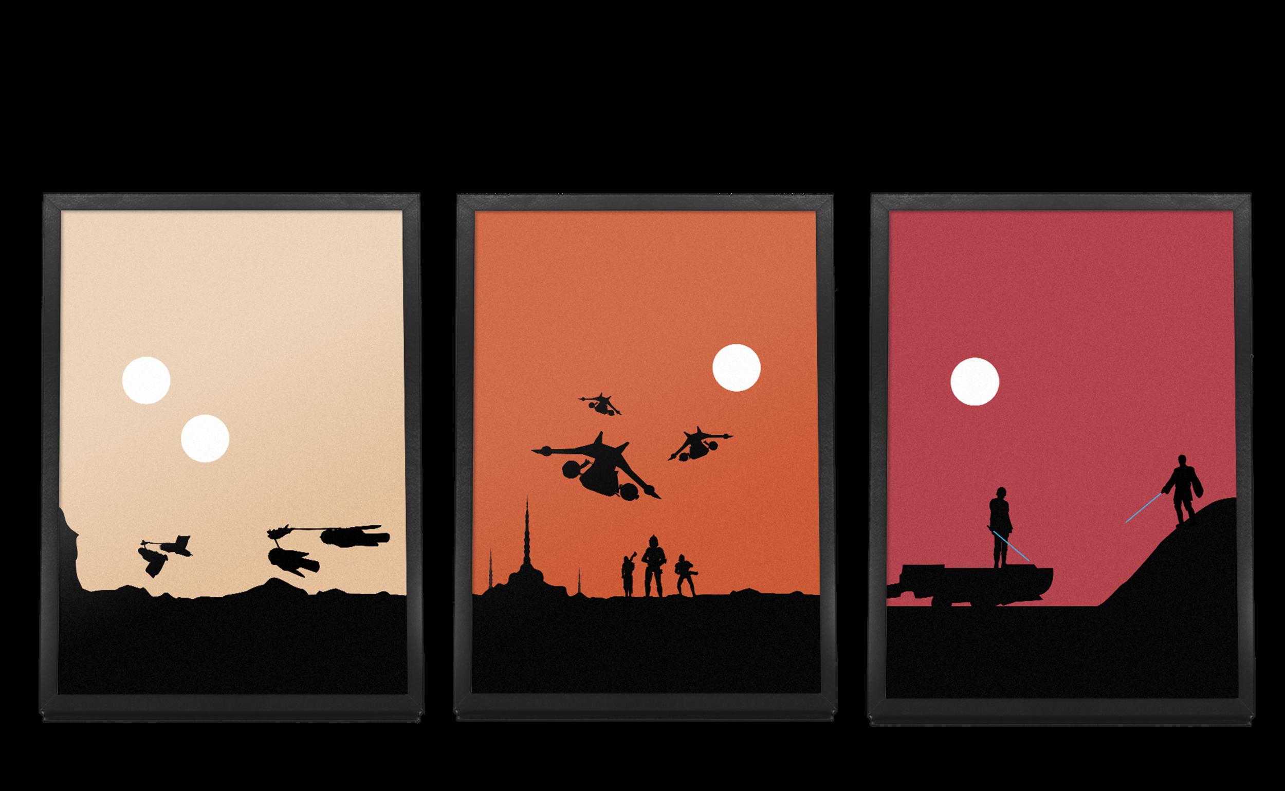 Star Wars Minimalist Posters by Joe Elam 1.png