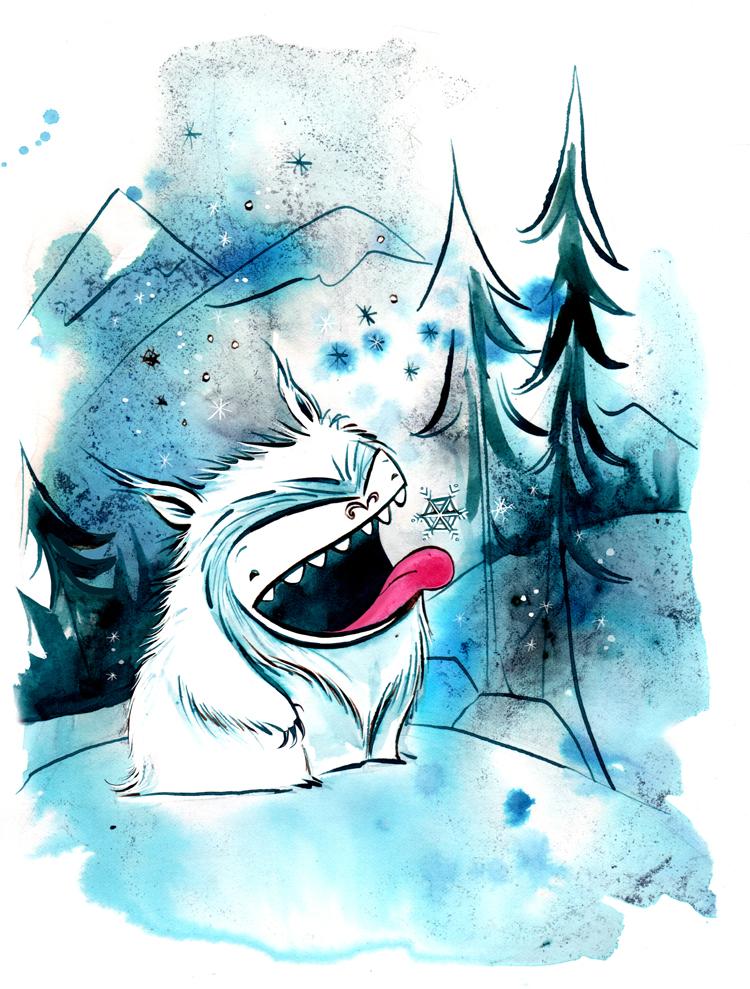 snow-vok