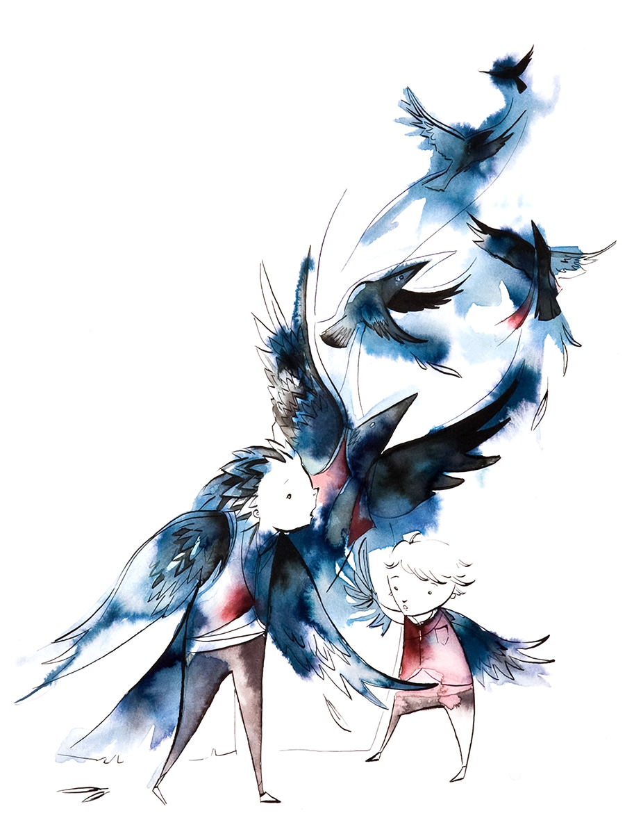 the 7 ravens