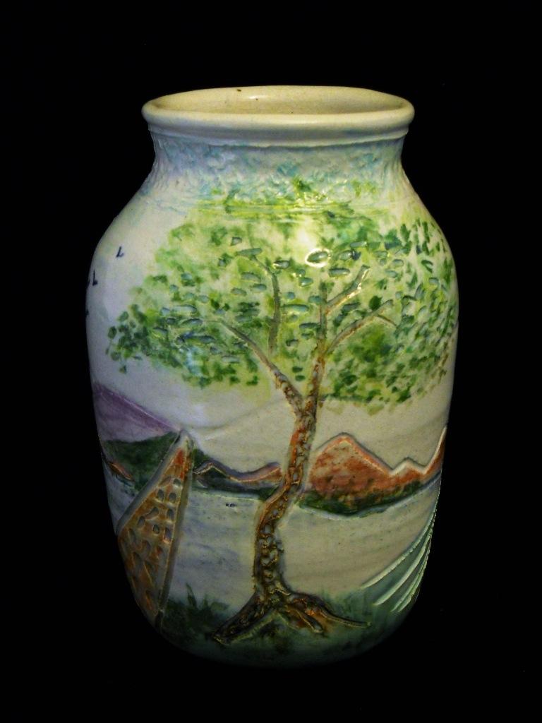 Landscape Vase - View 1