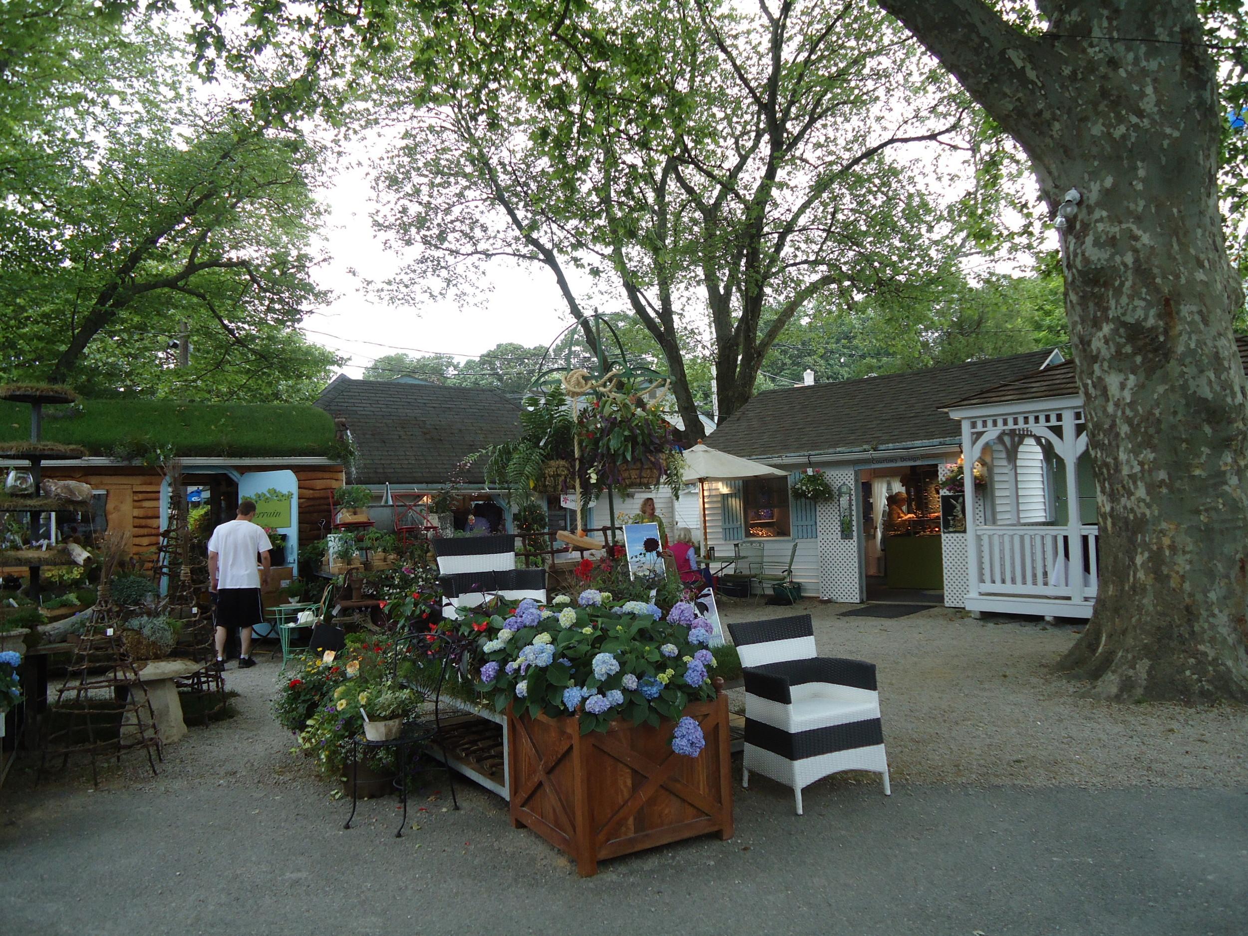 Devon Shops at the Country Fair