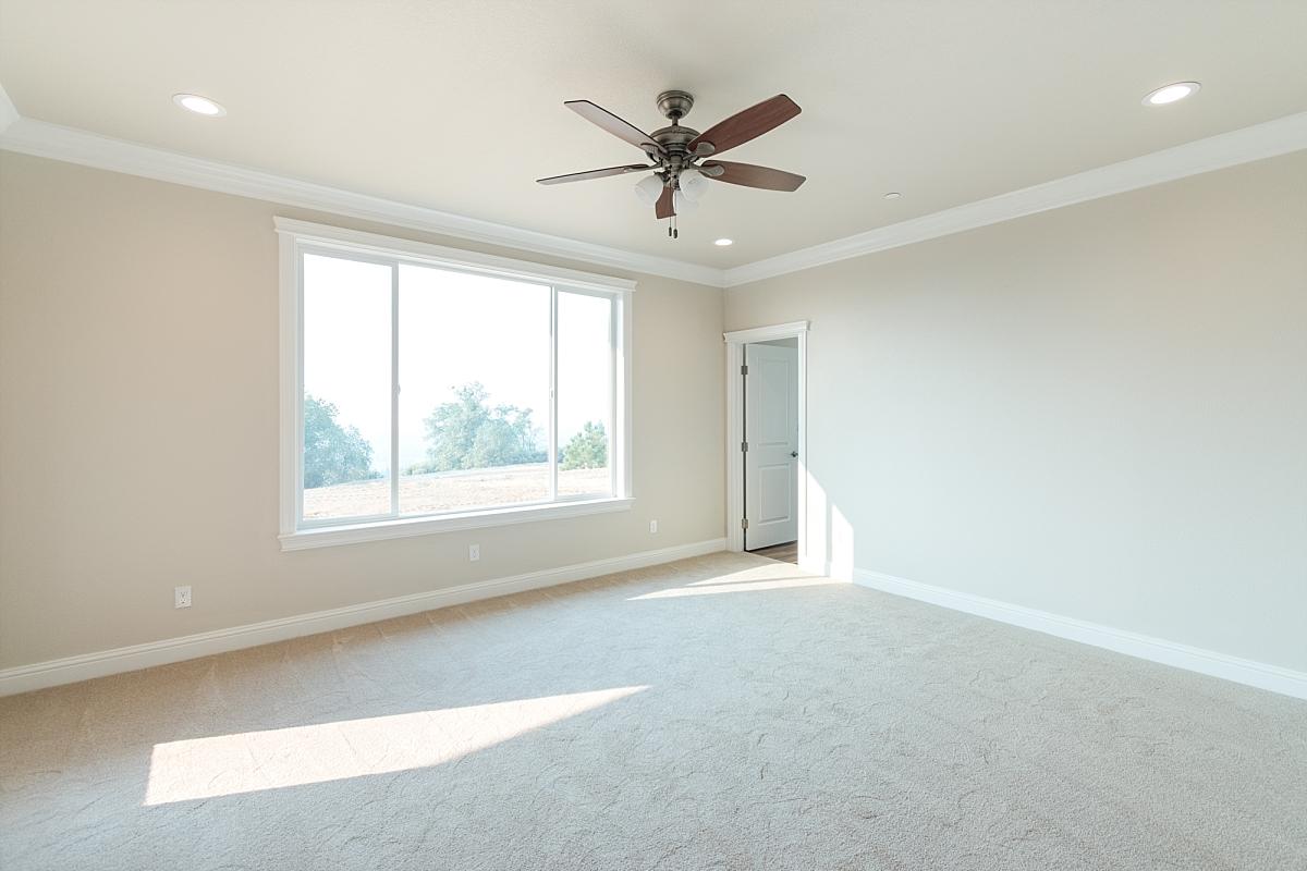 This master bedroom is HUGE!!!