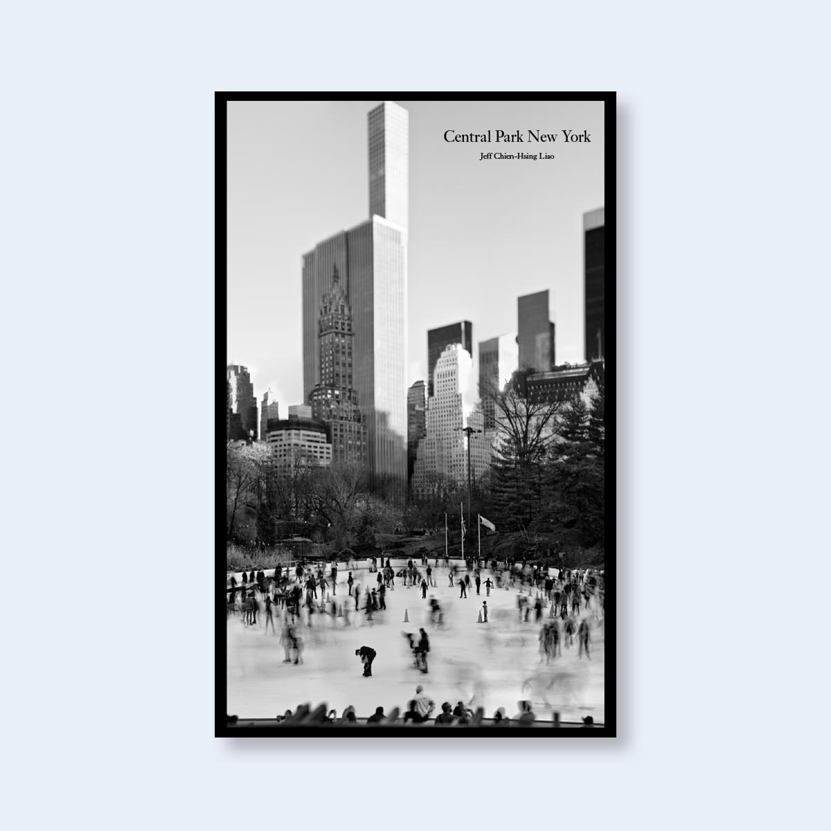 JEFF LIAO |  Central Park New York | Order >