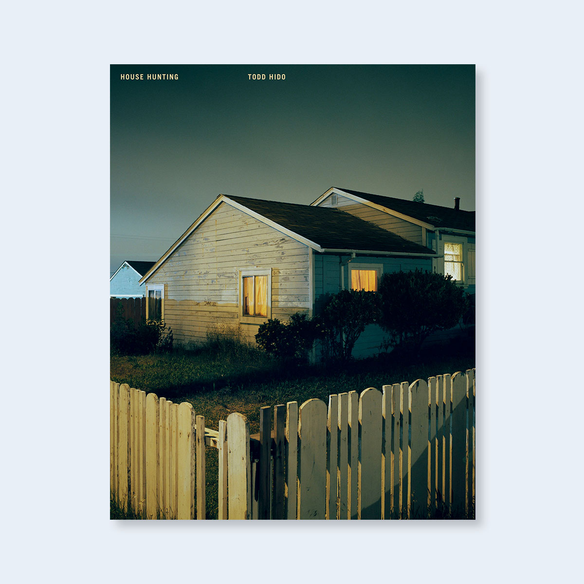 TODD HIDO | House Hunting (Regular Edition) |  Order >