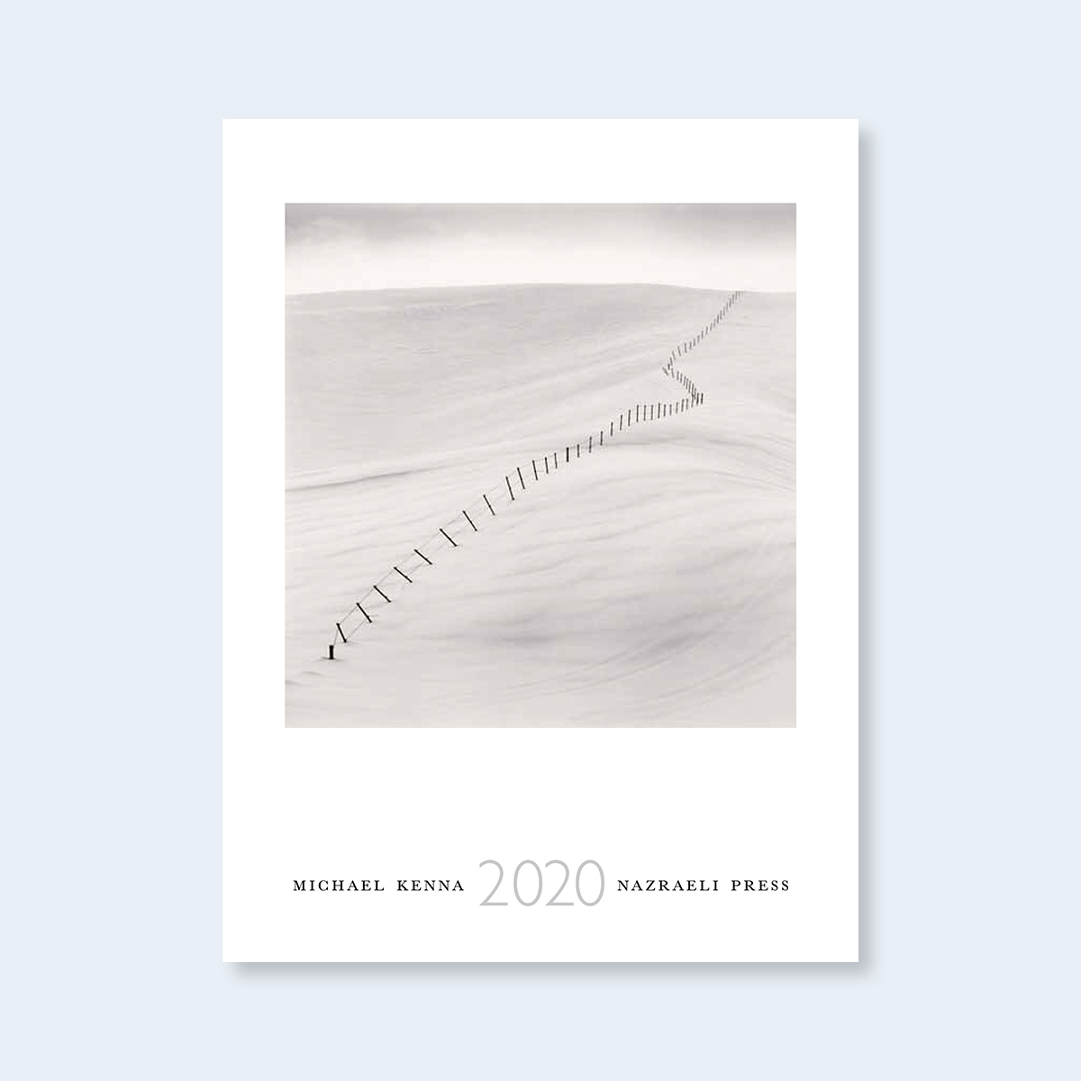 MICHAEL KENNA | 2020 Wall Calendar |  Order >