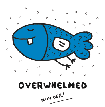 overwhelemed