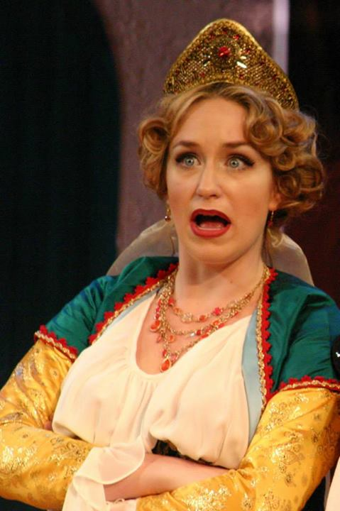 Adriana   /   A Comedy Of Errors    (Texas Shakespeare Festival)