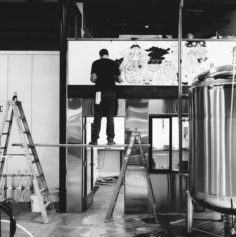 Aslan Brewery , Bellingham Wa  Photo by  Danny Pellissier