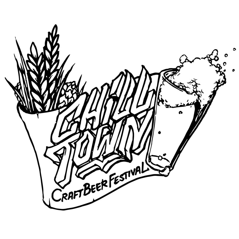CHILLTOWN CRAFT BEER FESTIVAL LOGO