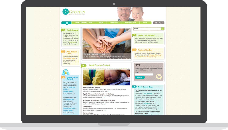 Dr.Greene Website
