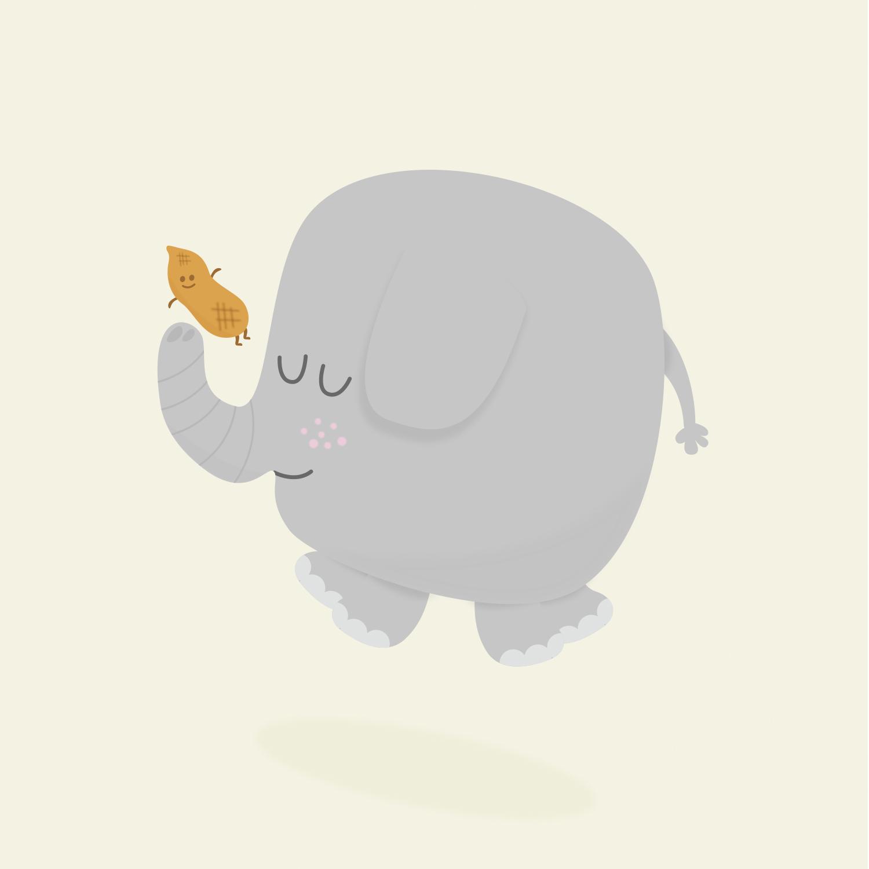 World Elephant Day with Eleanor & Peejay
