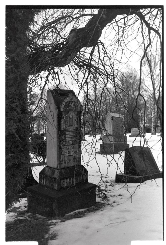 Missoula city cemetery