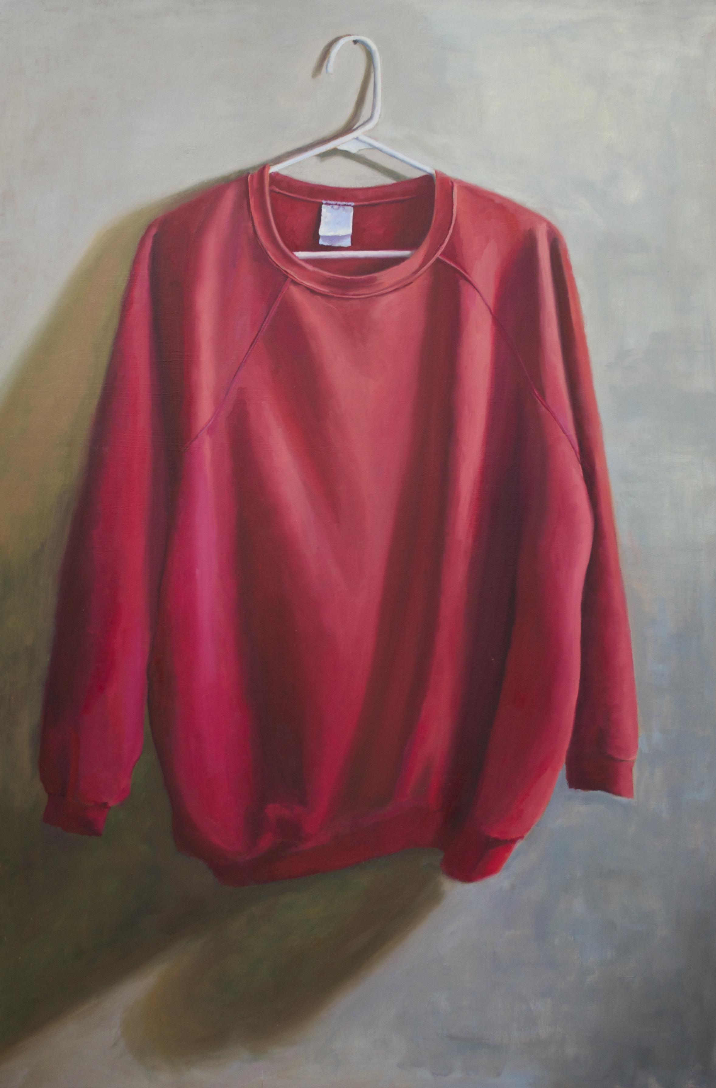 Emmalyn Tringali LCAD painting %22Her favorite sweater%22.jpg