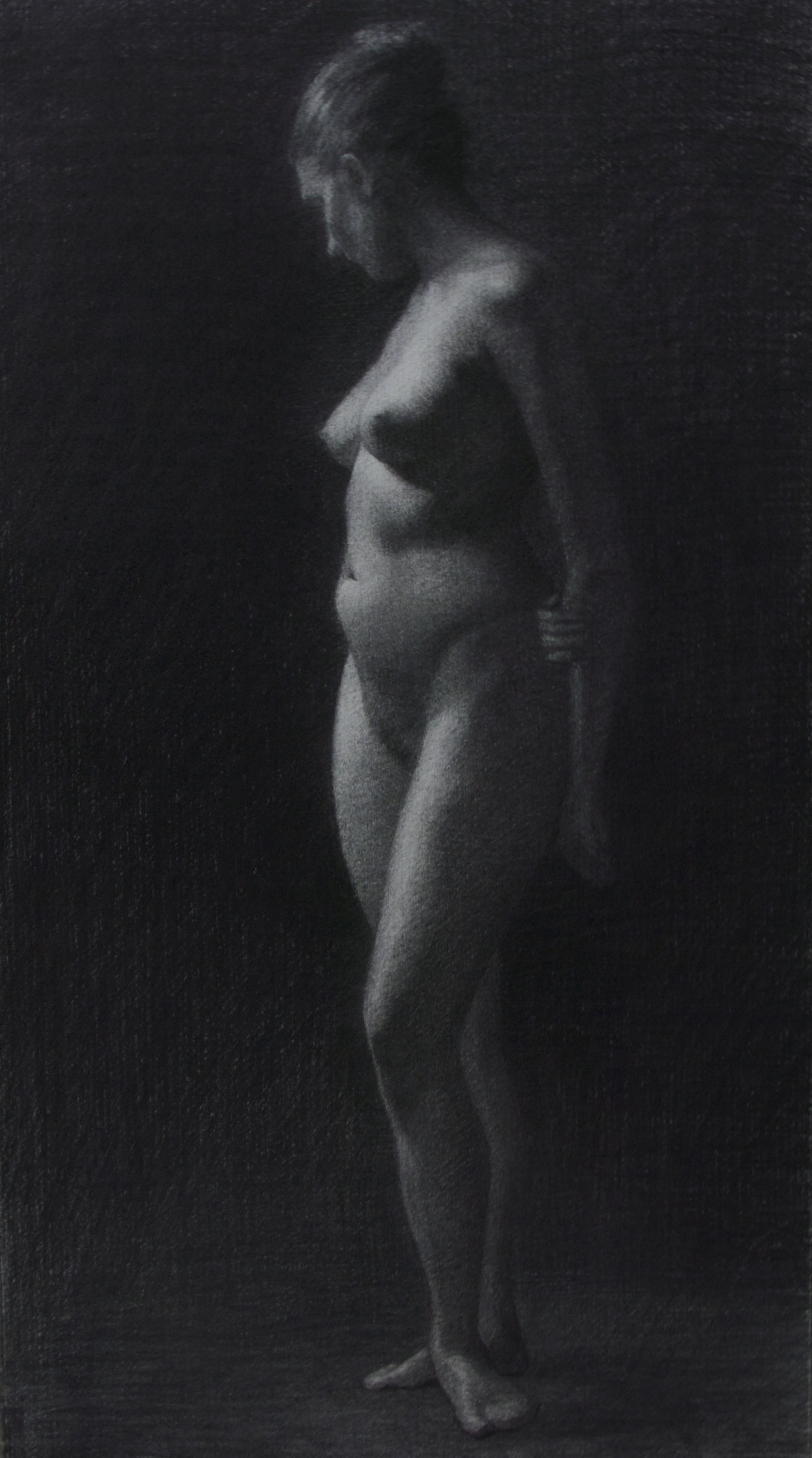 2nd long pose- charcoal on white roma paper 60 cm.jpg